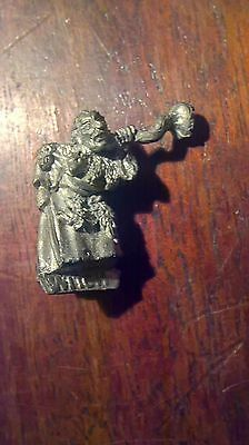 Citadel C02 Witch Veteran with Trumpet Classic Wizard Metal Warhammer Figure OOP