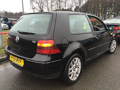 2002 Volkswagen Golf V5  2.3 170 Bhp, Fabulous Example, Aircon, Fabulous Thing!