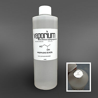 Propylene Glycol - 99.9% USP Kosher Pure Food Grade  PG 16oz  Free Shipping