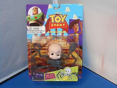 Think Way Disney's Toy Story Baby Face W/Blinking Eye Action Figure NMOSC!