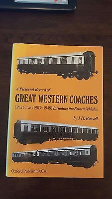 A Pictorial Record of Great Western Coaches (Part 2 1903-1948)