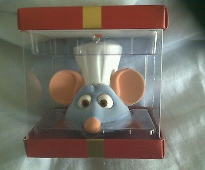Disney Park Pack Holiday Subscription Remy Hat Ornament January 2017