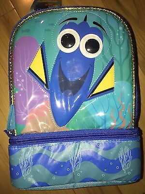 NEW Thermos Disney Pixar Finding Dory Dual Compartment Lunch Box
