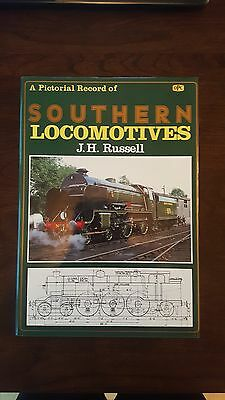 A Pictorial Record of Southern Locomotives - J H Russell