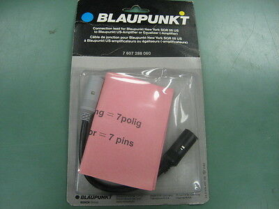 Blaupunkt Connection Lead for New York SQR 05 US to US-Amplifier or Equalizer