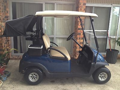 2012 Electric Precedent Golf Cart