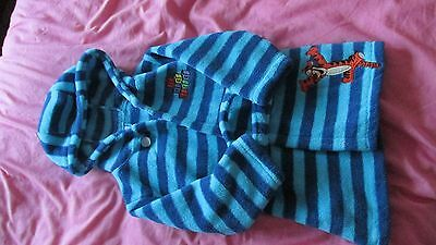 Boy 18 Months/2 Years Disney Dressing Gown