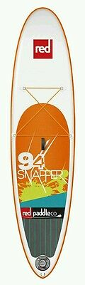 Red Stand up Paddle Board Snapper iSUP Paddleboard