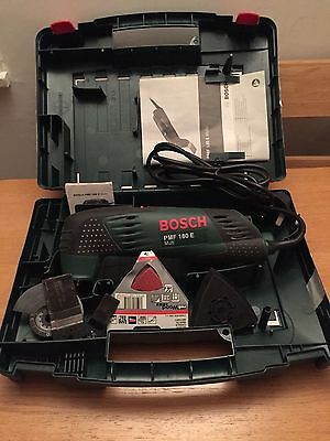 Bosch PMF 180 E All Rounder Used Multitool Multicutter / Case / Wrench 180W 240V