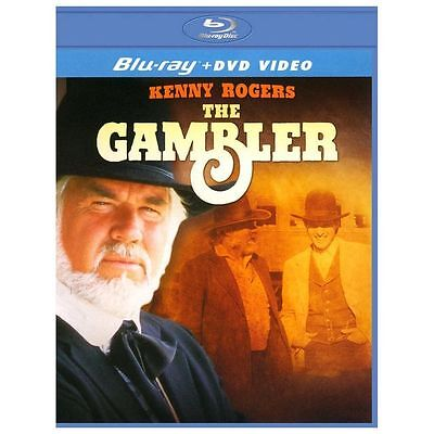 The Gambler (Blu-ray/DVD, 2013, 2-Disc Set), Kenny Rogers, New