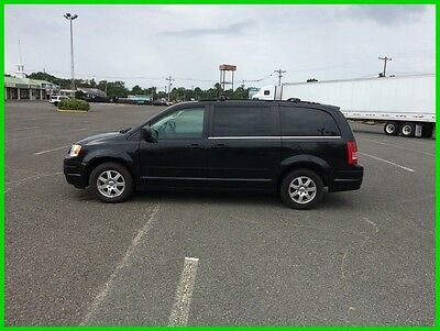 2008 Chrysler Town & Country Touring 2008 Touring Used 3.8L V6 12V Automatic FWD Minivan/Van Premium