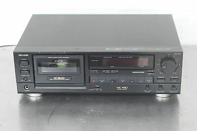 Aiwa AD-F810 Home Theater Stereo 3 Head Cassette Deck Receiver