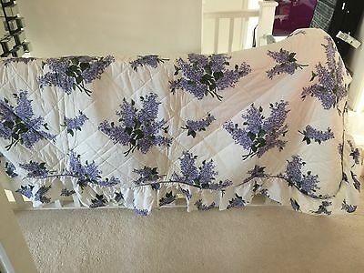 Mattress Topper With Valance