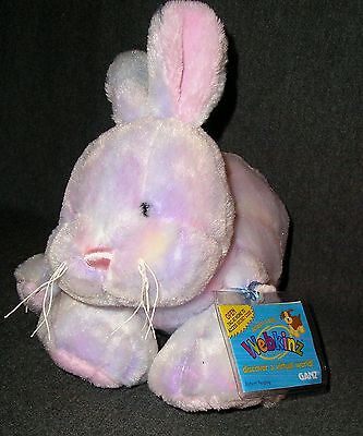 Webkinz Sherbet Bunny NWT sealed unused code tag (Quick to Ship) Smoke-Free