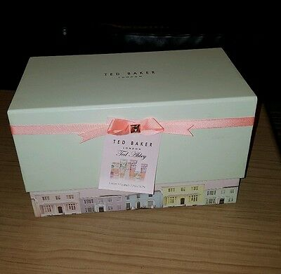 Ted Baker 'Ted Abbey'' luxury boxed bath set