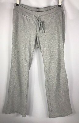 Old Navy Maternity Gray Sweatpants Under Belly size Large