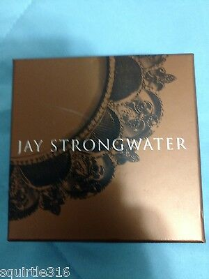 Jay Strongwater Dragonfly Mini Blue Picture Frame Swarovski Crystals New