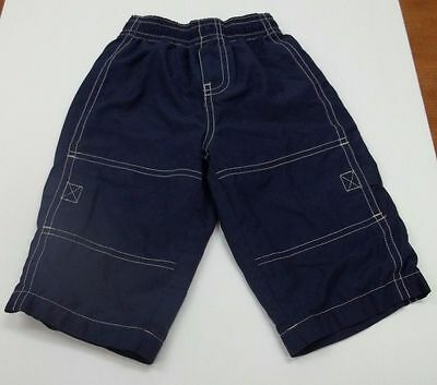 Baby Boy Swim Pants Size 12 Months Carter's Navy Blue