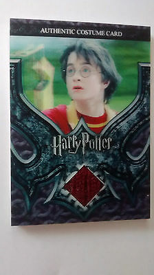 Harry Potter 3D World C1 Harry Dan Radcliffe Worn Costume Card