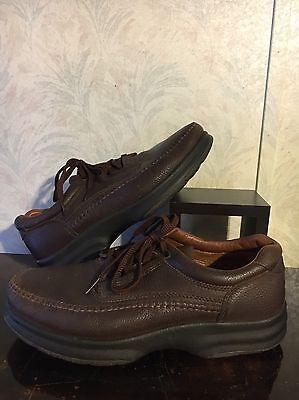 Men's Clarks Shoes Size 11 W Brown Leather