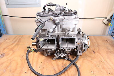 2008 Polaris Rmk 800 Dragon Motor / Engine 1,711 Miles