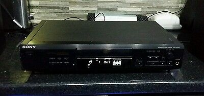 Sony CDP-XE520 CD Player full working order