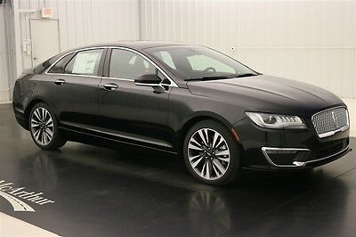 2017 Lincoln MKZ/Zephyr SELECT MOONROOF NAVIGATION LEATHER MSRP $47475 UNROOF NAVIGATION LEATHER SEATS REMOTE START REAR VIEW CAMERA MYKEY