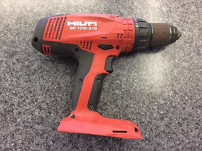 Hilti SF 10W-A18 Cordless Dril/lDriver Tool Only Free Shipping