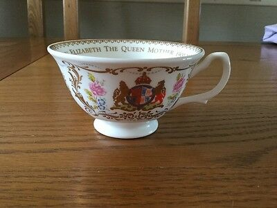 Bone China Cup Celebrating The Life Of Queen Elizabeth