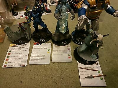 5 Limited Edition Giant Size X-Men Colossal Set Figures Sentinel Apocalypse