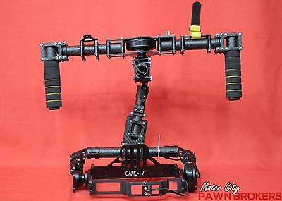Came-TV - Came-7500 - Ready to Run - 3-Axis - 32-Bit - DSLR Stabilizer - Gimbal