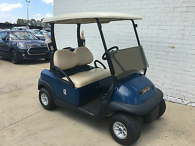 2014 Club Car Precedent 48V Electric Golf Cart buggy buggie with battery charger