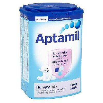 aptamil - Hungry Milk Pack Of 2 (New ) 900g