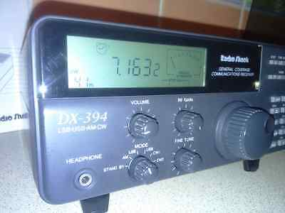 Radio Shack Realistic DX-394 model receiver scanner ham radio