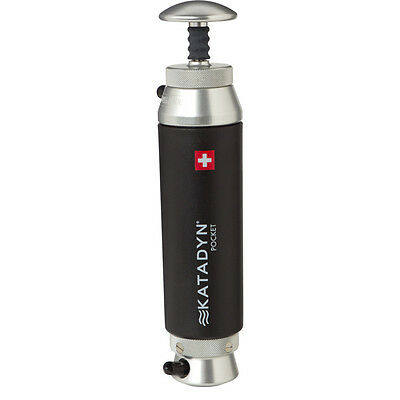 Katadyn Pocket Portable Ceramic Water Filter 0.2 microns
