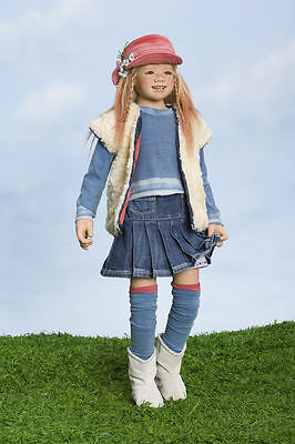 ULTRA RARE Reborn & Artist Collectors Annette Himstedt Outfit for 2007 TETTI!!!!