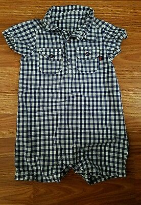 Just one you by Carter's 18m Baby Boy Romper Outfit