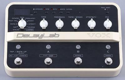 Vox DelayLab Delay Guitar Effects Pedal PD-3113