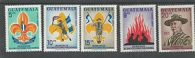1967 Guatemala Boy Scouts Conference