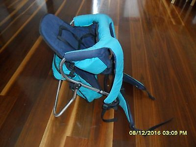 Papoose Baby Carrier / Backpack pick up Bulleen Vic