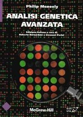 Analisi Genetica Avanzata - 9788838665196 Philiph Meenely Mcgraw-Hill Education