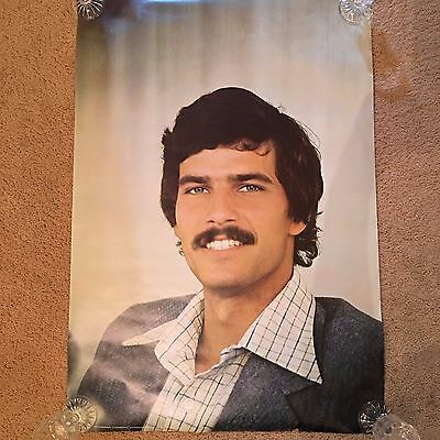 Mark Spitz Olympic Swimmer Poster In Excellent Condition
