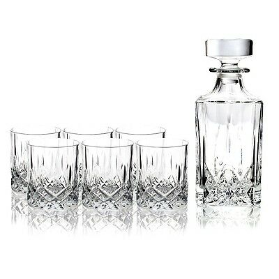 NEW Royal Doulton Seasons  7 Piece Decanter Set. Free Delivery!