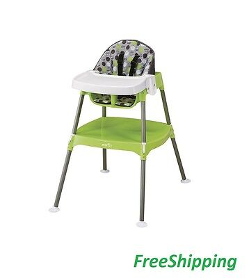 Evenflo Convertible 3-in-1 High Chair - NEW with Freeshipping