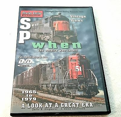 Charles Smiley Catenary Video SP Southern Pacific When the Empire was Intact DVD