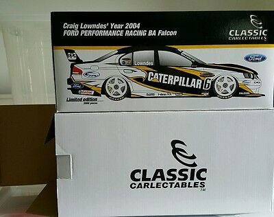 1:18 Craig Lowndes 2004 Ford Performance Racing BA