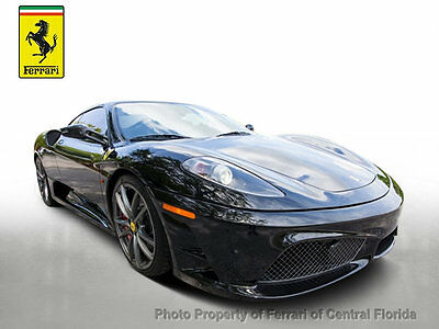 2009 Ferrari 430  TUNNING F430 SCUDERIA IN NERO - LOW MILES + CLEAR BRA