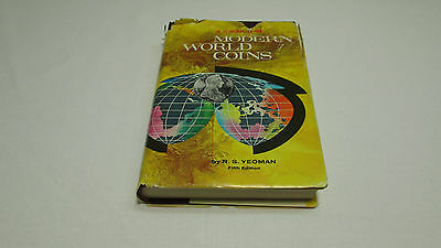 A Catalog of Modern World Coins by R.S. Yeoman  Fifth Edition