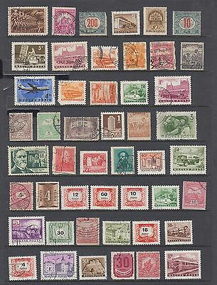 "£1.49 start -  A small collection of ""HUNGARY"" issues, USED & MINT"