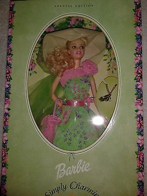 "Barbie ""Simply Charming"" from 1994, Collectors Special Edition"